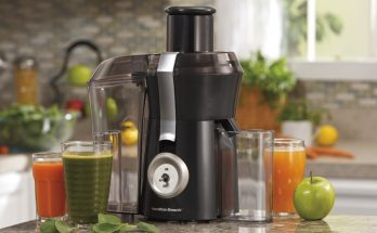 Best Hamilton Beach Juicer Machine
